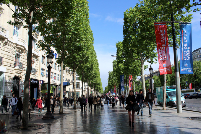 Champs Elysees 3