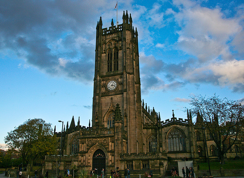 Manchester Cathedral 1.5