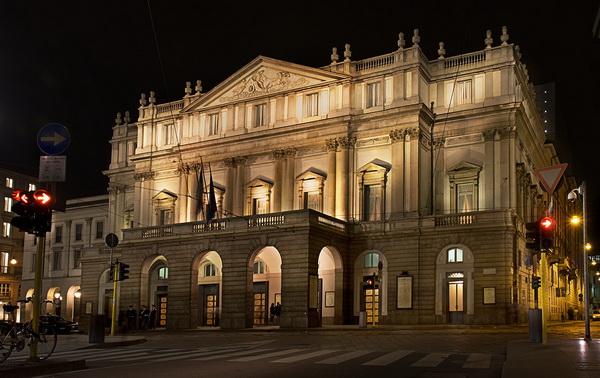 Kết quả hình ảnh cho Nhà hát La Scala