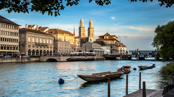 City Hall Zurich