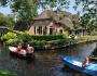 Giethoorn – thơ mộng ngôi làng cổ tích ở Hà Lan